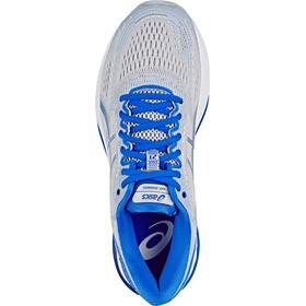 asics Gel-Nimbus 21 Lite-Show Buty do biegania Mężczyźni szary/niebieski